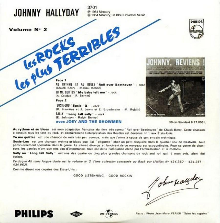 COFFRET 40 CD 1961-1969 ( REEDITION DES 40 EP )( 2001 ) 2001_116