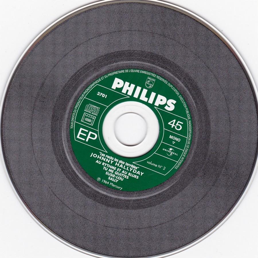 COFFRET 40 CD 1961-1969 ( REEDITION DES 40 EP )( 2001 ) 2001_117