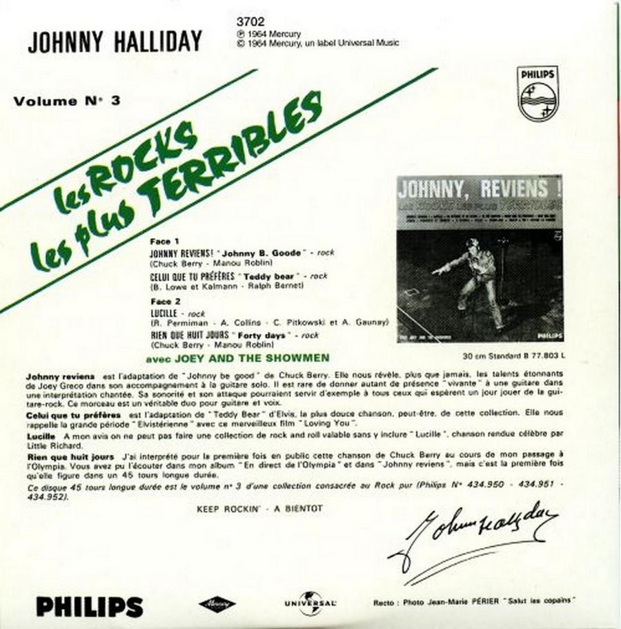 COFFRET 40 CD 1961-1969 ( REEDITION DES 40 EP )( 2001 ) 2001_119