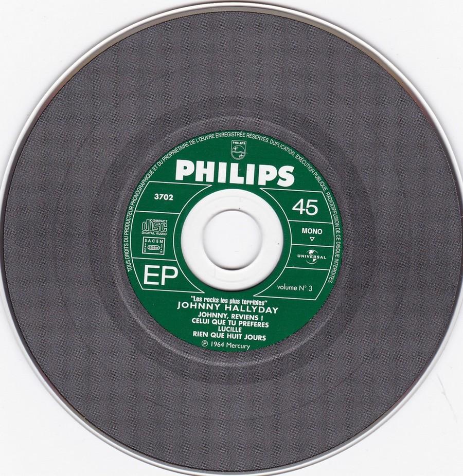 COFFRET 40 CD 1961-1969 ( REEDITION DES 40 EP )( 2001 ) 2001_120