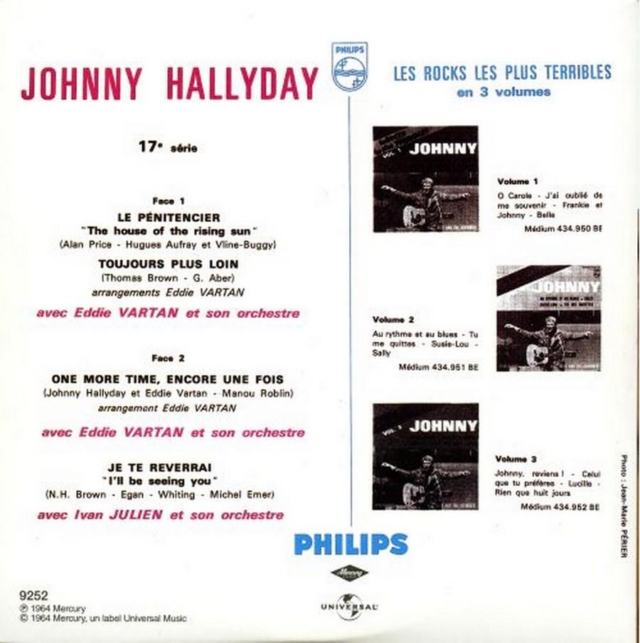 COFFRET 40 CD 1961-1969 ( REEDITION DES 40 EP )( 2001 ) 2001_122