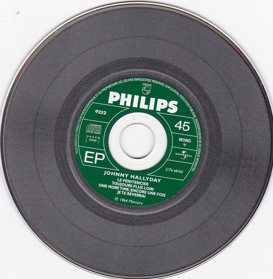 COFFRET 40 CD 1961-1969 ( REEDITION DES 40 EP )( 2001 ) 2001_123