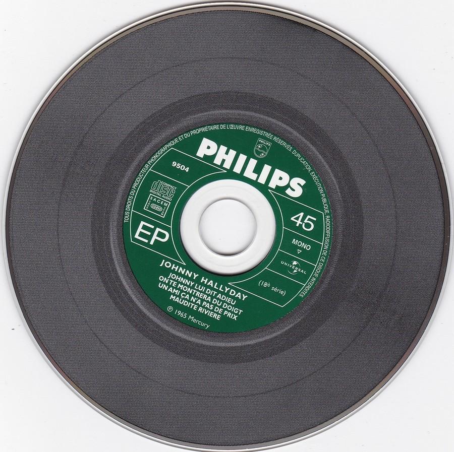 COFFRET 40 CD 1961-1969 ( REEDITION DES 40 EP )( 2001 ) 2001_126