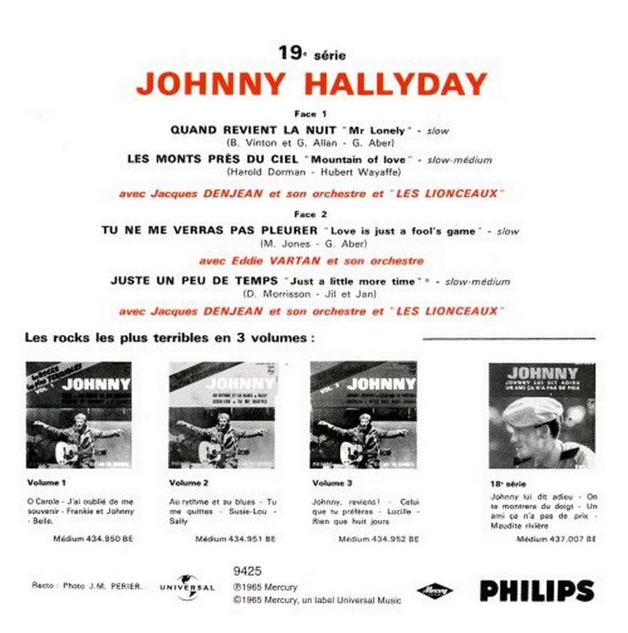 COFFRET 40 CD 1961-1969 ( REEDITION DES 40 EP )( 2001 ) 2001_128