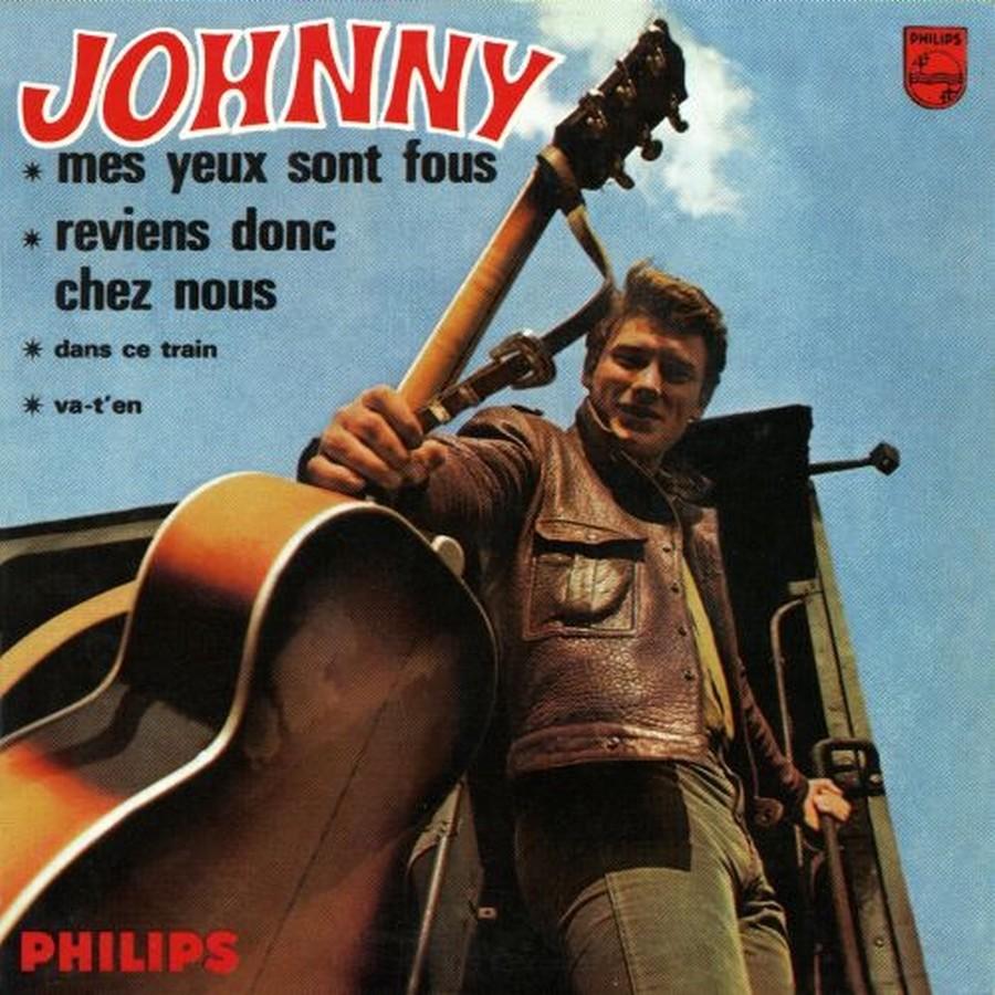 COFFRET 40 CD 1961-1969 ( REEDITION DES 40 EP )( 2001 ) 2001_131