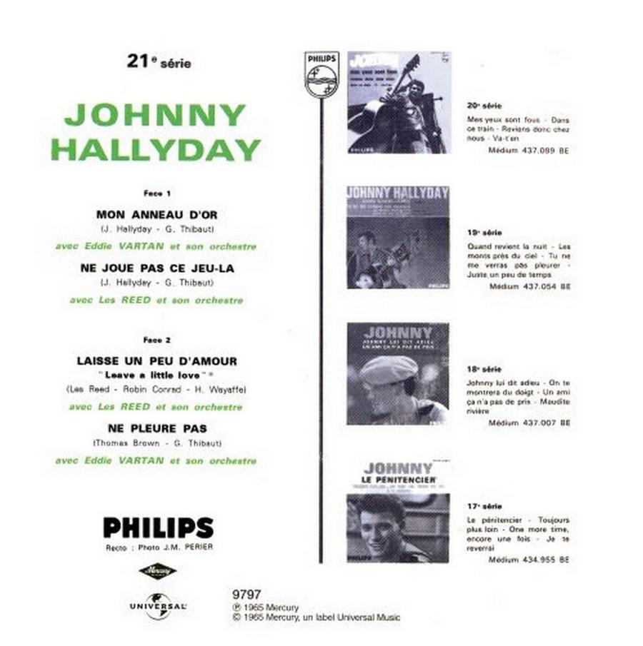COFFRET 40 CD 1961-1969 ( REEDITION DES 40 EP )( 2001 ) 2001_134