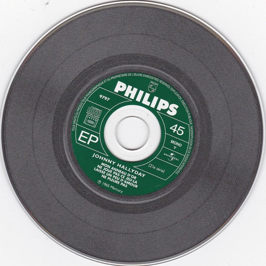 COFFRET 40 CD 1961-1969 ( REEDITION DES 40 EP )( 2001 ) 2001_135