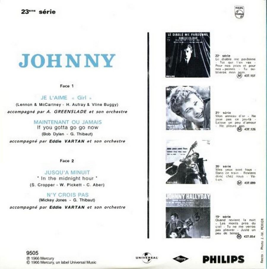 COFFRET 40 CD 1961-1969 ( REEDITION DES 40 EP )( 2001 ) 2001_139