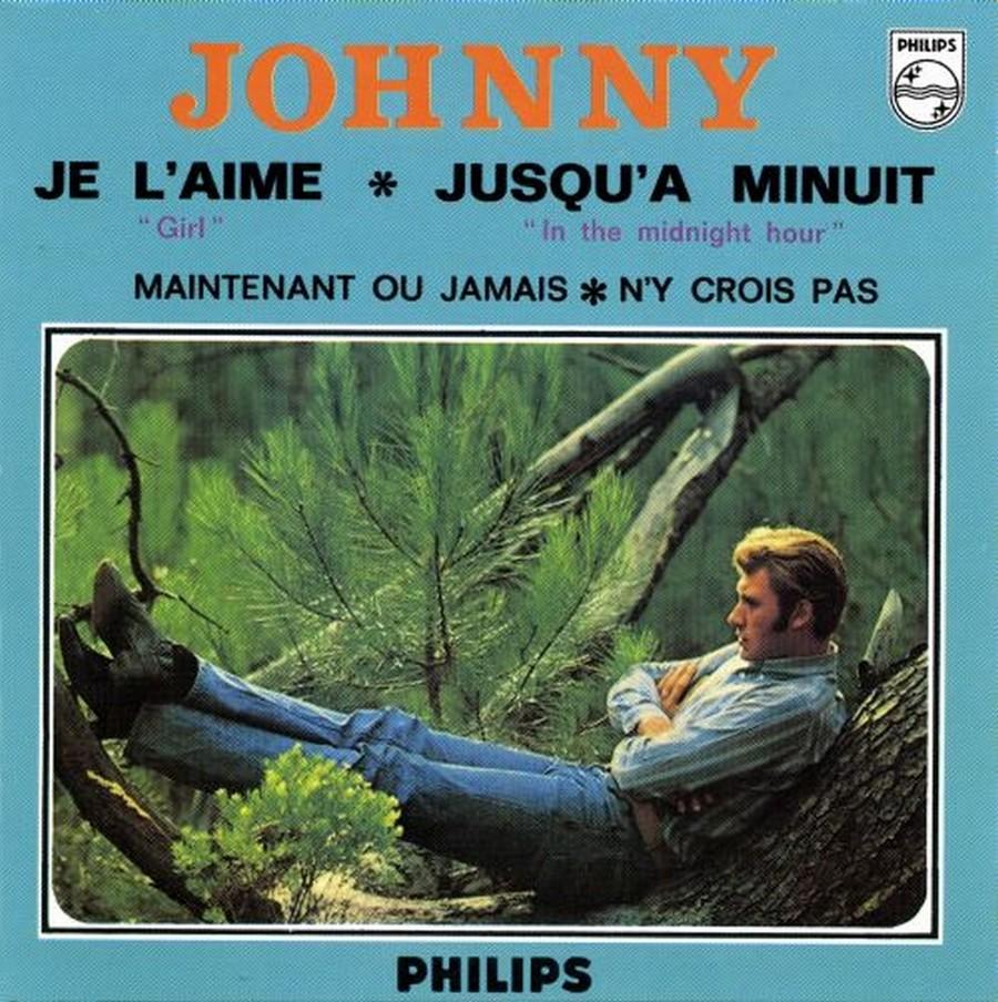 COFFRET 40 CD 1961-1969 ( REEDITION DES 40 EP )( 2001 ) 2001_140