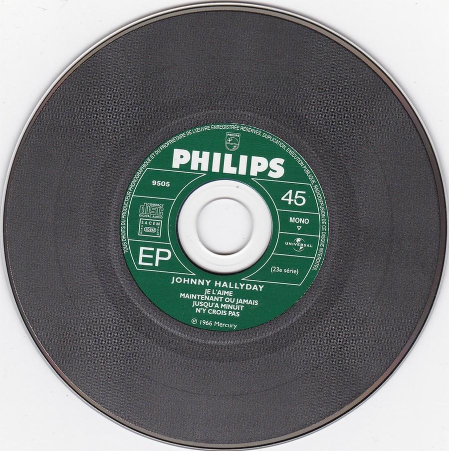 COFFRET 40 CD 1961-1969 ( REEDITION DES 40 EP )( 2001 ) 2001_141