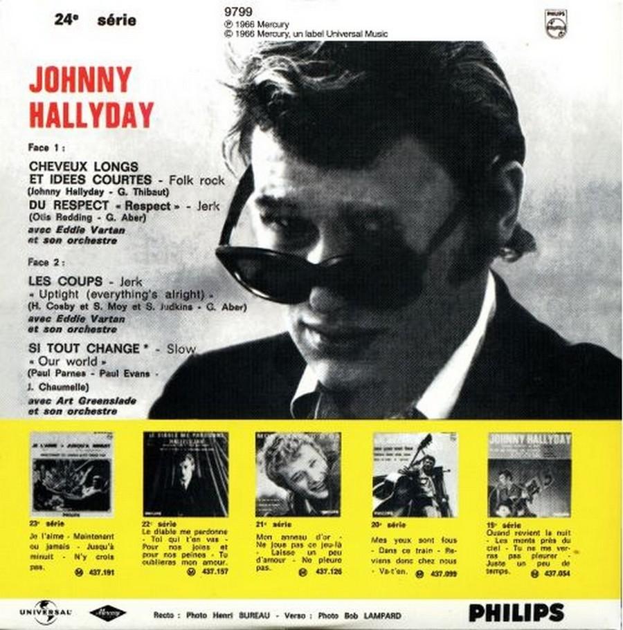 COFFRET 40 CD 1961-1969 ( REEDITION DES 40 EP )( 2001 ) 2001_143