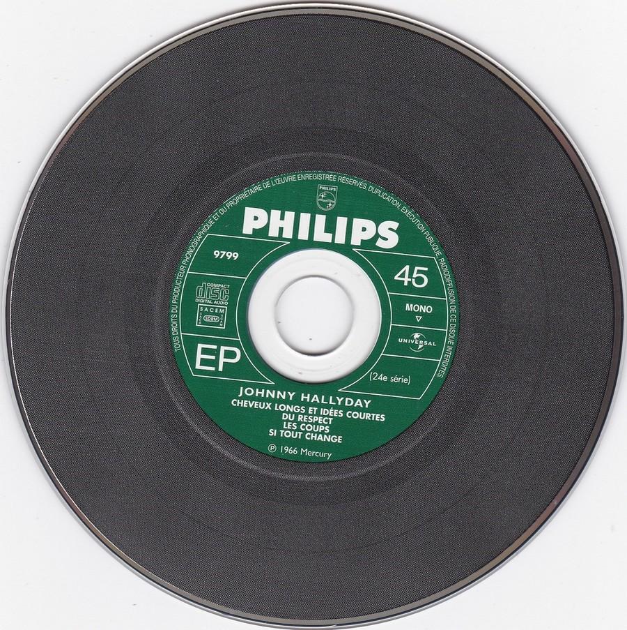 COFFRET 40 CD 1961-1969 ( REEDITION DES 40 EP )( 2001 ) 2001_144