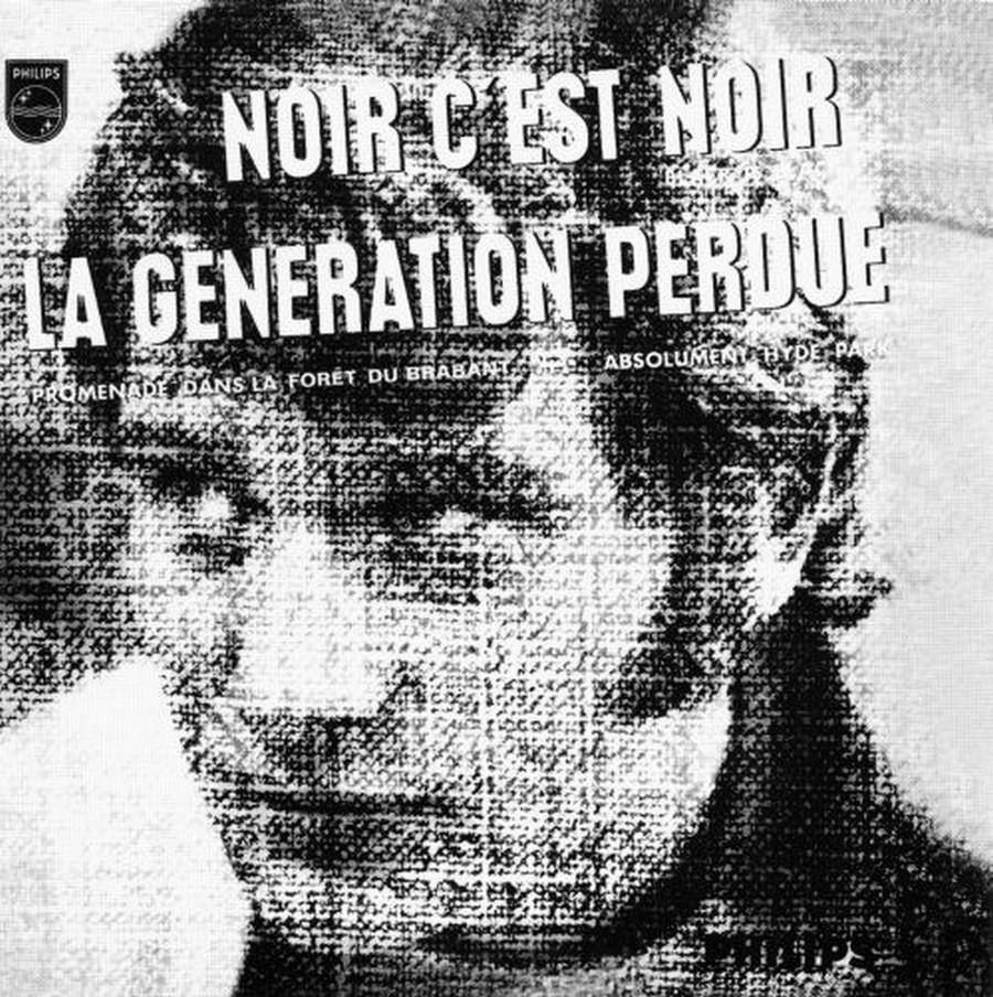 COFFRET 40 CD 1961-1969 ( REEDITION DES 40 EP )( 2001 ) 2001_146