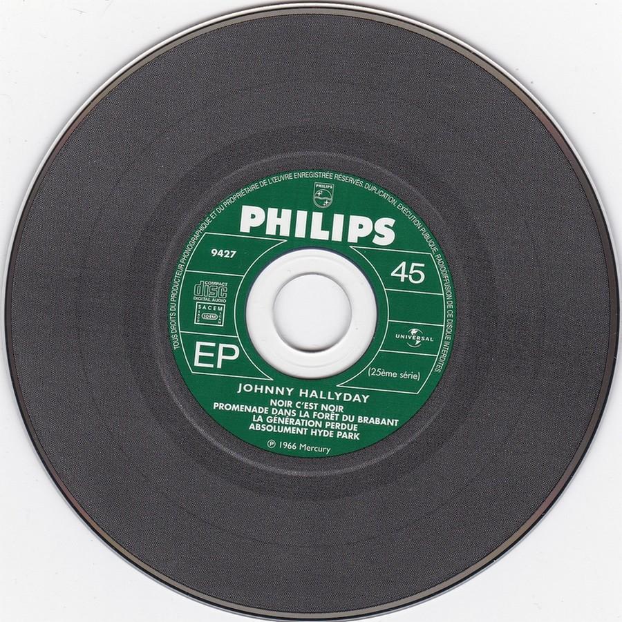 COFFRET 40 CD 1961-1969 ( REEDITION DES 40 EP )( 2001 ) 2001_147
