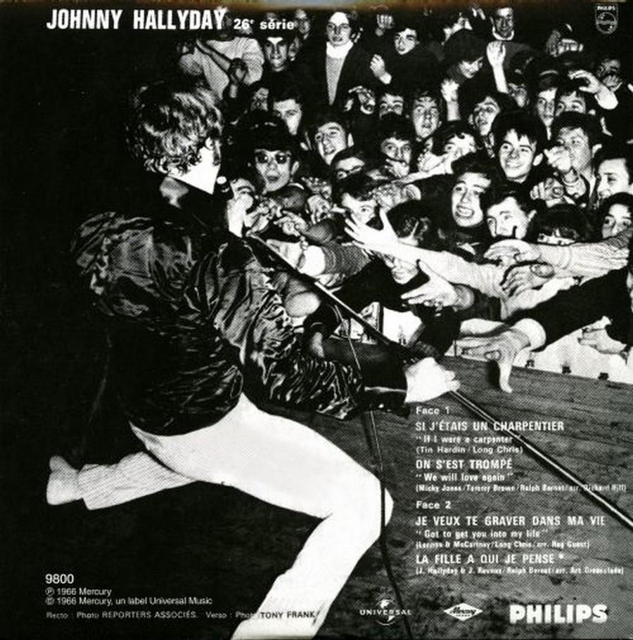 COFFRET 40 CD 1961-1969 ( REEDITION DES 40 EP )( 2001 ) 2001_149