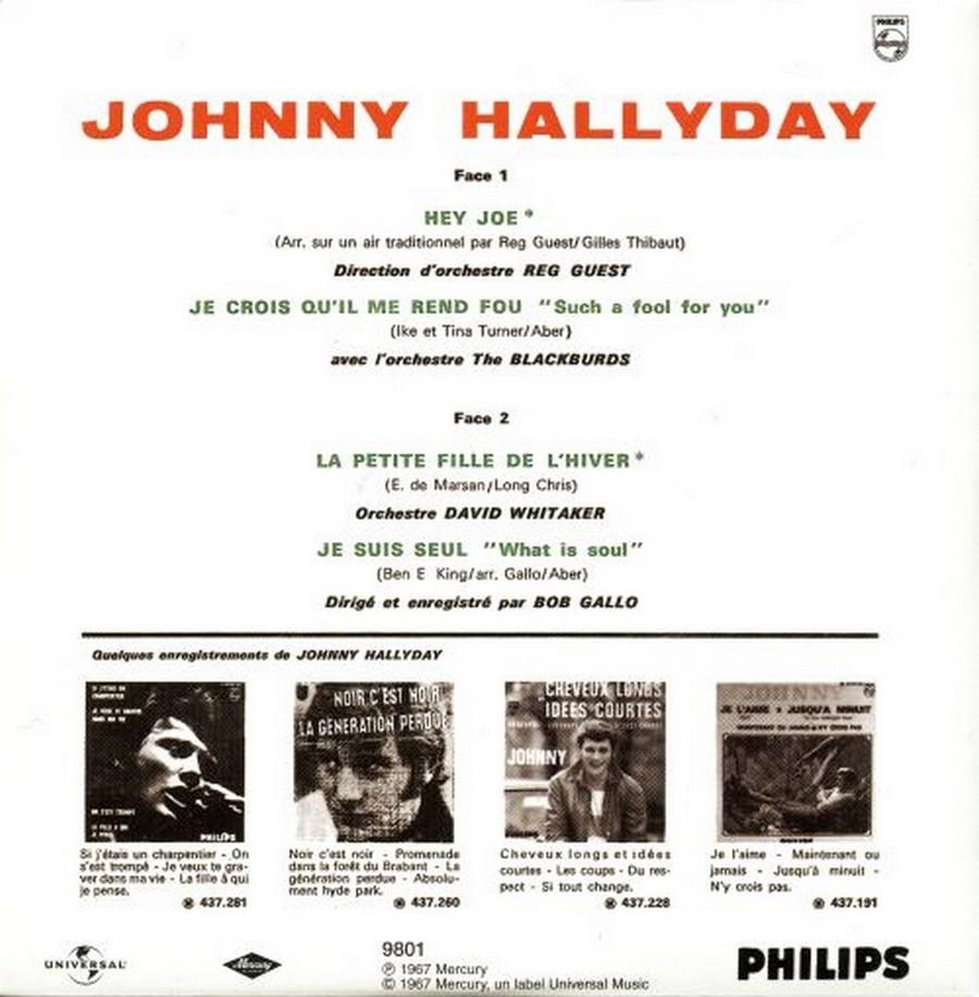 COFFRET 40 CD 1961-1969 ( REEDITION DES 40 EP )( 2001 ) 2001_151