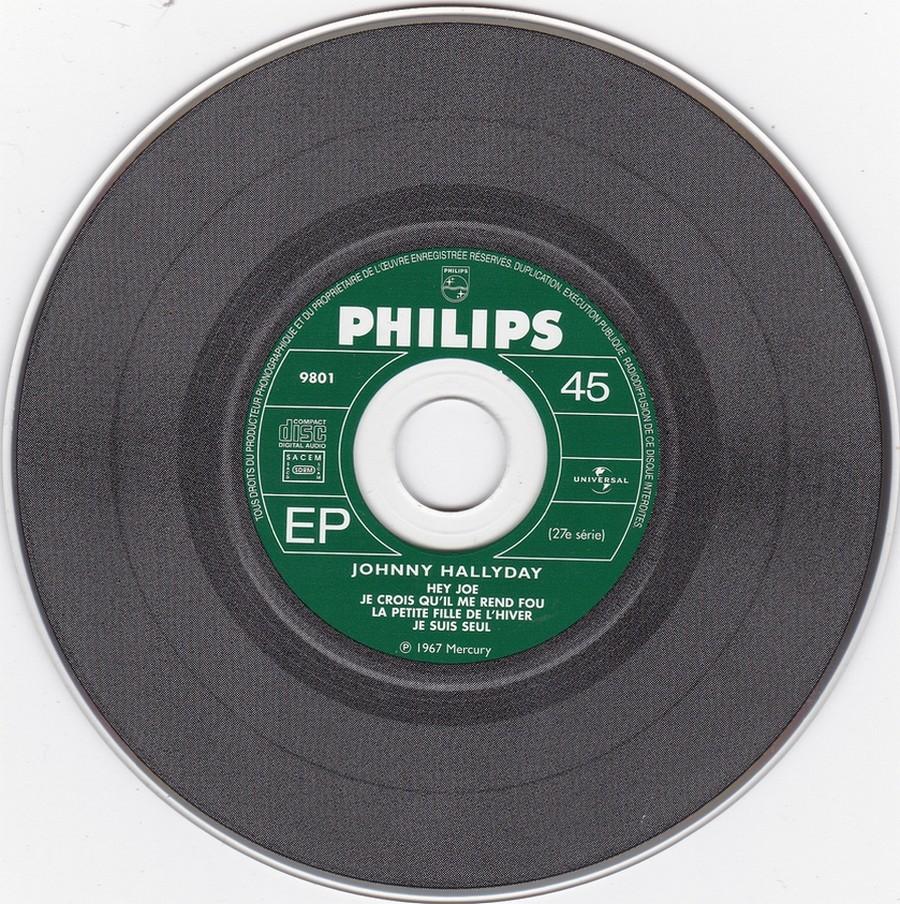 COFFRET 40 CD 1961-1969 ( REEDITION DES 40 EP )( 2001 ) 2001_153