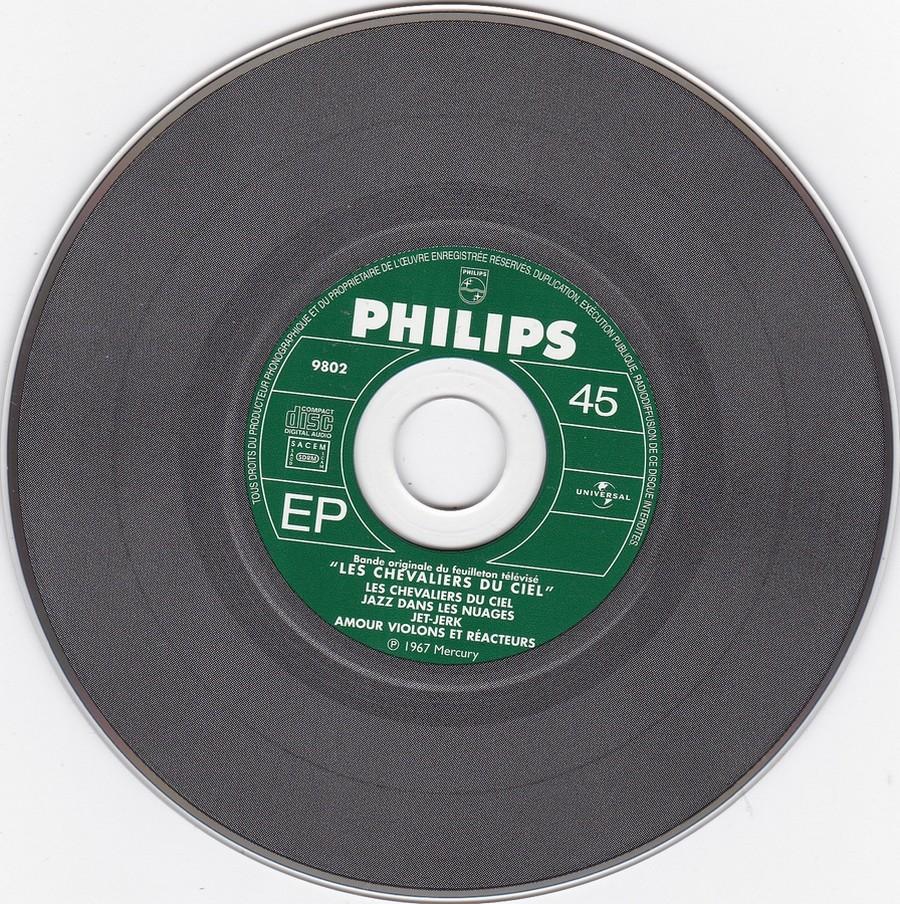 COFFRET 40 CD 1961-1969 ( REEDITION DES 40 EP )( 2001 ) 2001_156