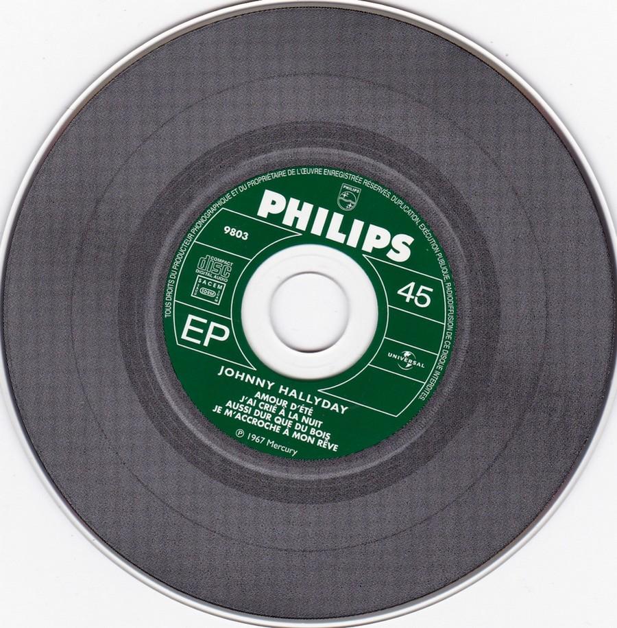 COFFRET 40 CD 1961-1969 ( REEDITION DES 40 EP )( 2001 ) 2001_159