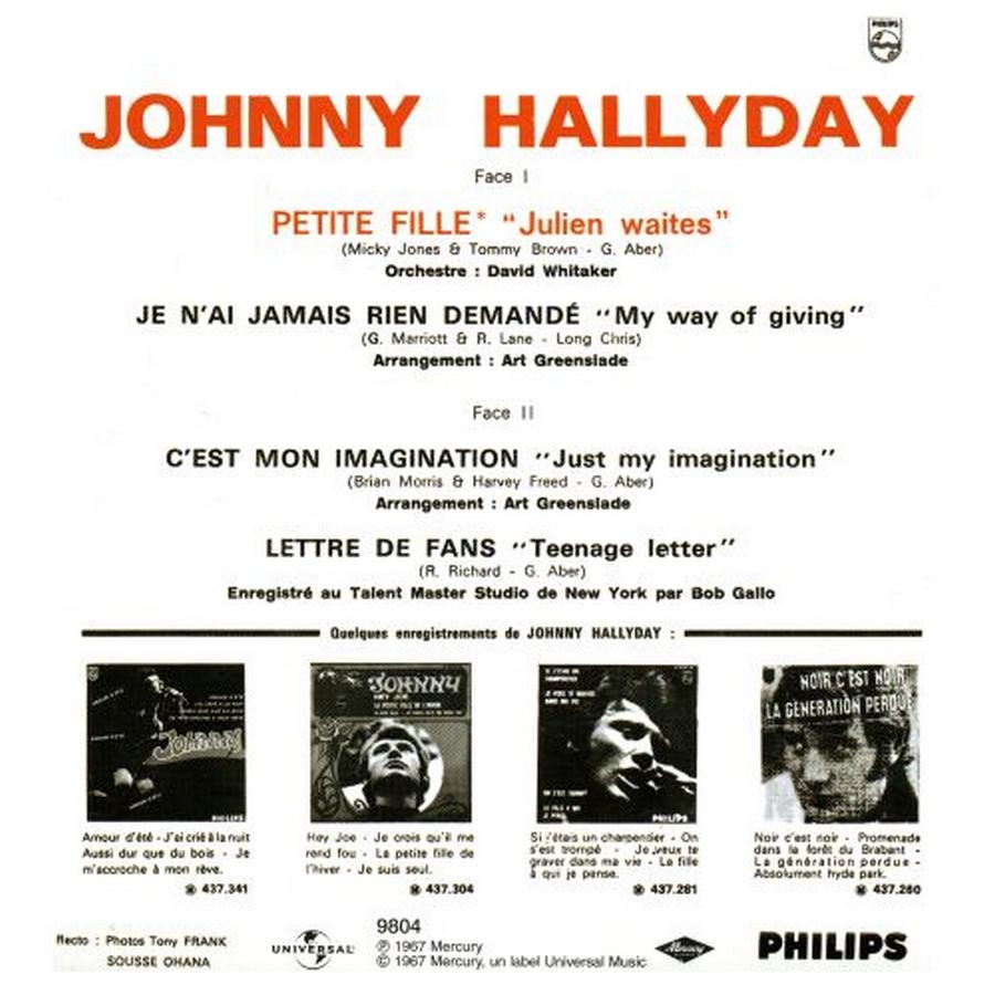 COFFRET 40 CD 1961-1969 ( REEDITION DES 40 EP )( 2001 ) 2001_162