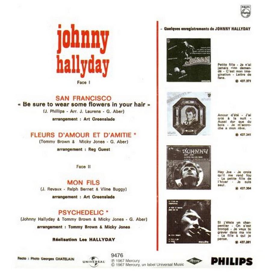 COFFRET 40 CD 1961-1969 ( REEDITION DES 40 EP )( 2001 ) 2001_164