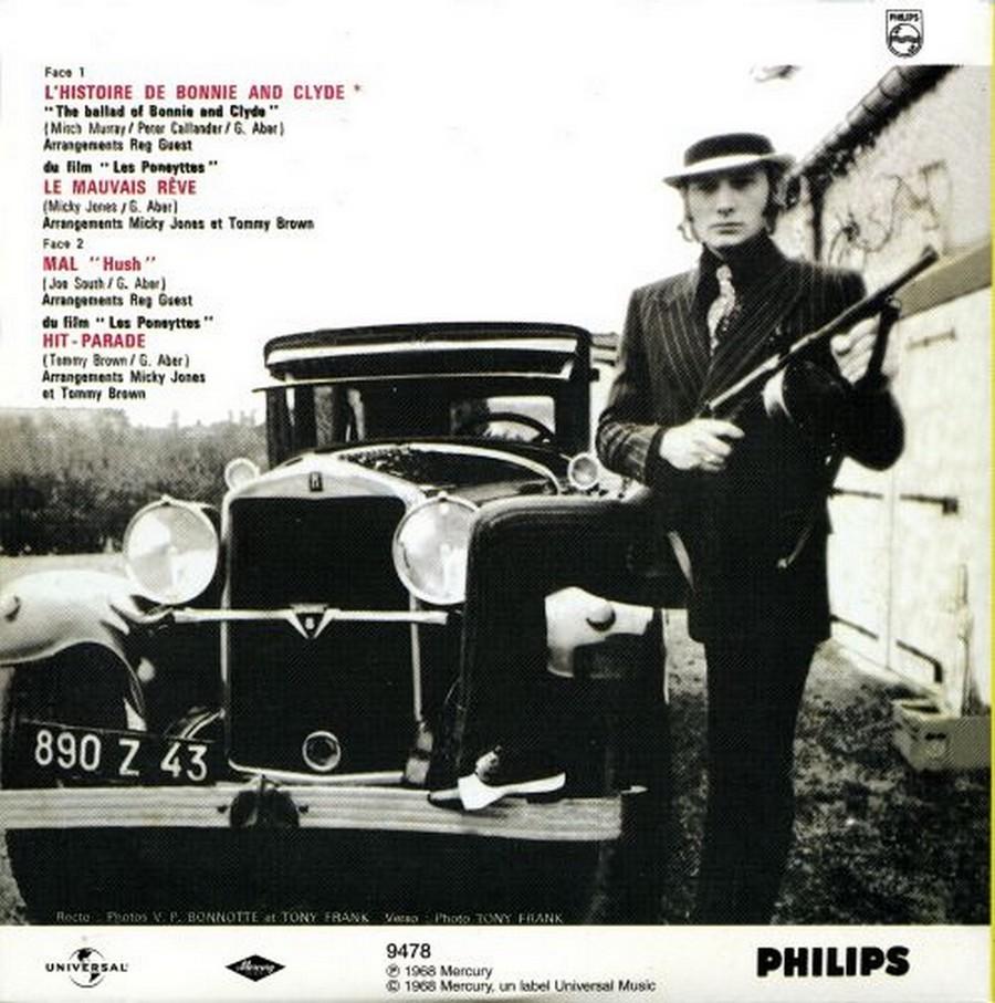 COFFRET 40 CD 1961-1969 ( REEDITION DES 40 EP )( 2001 ) 2001_166
