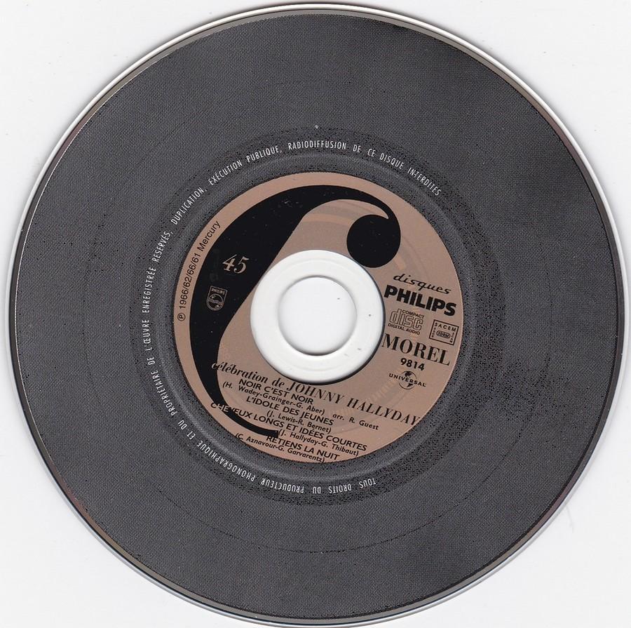 COFFRET 40 CD 1961-1969 ( REEDITION DES 40 EP )( 2001 ) 2001_171