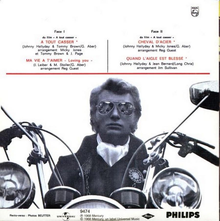 COFFRET 40 CD 1961-1969 ( REEDITION DES 40 EP )( 2001 ) 2001_172