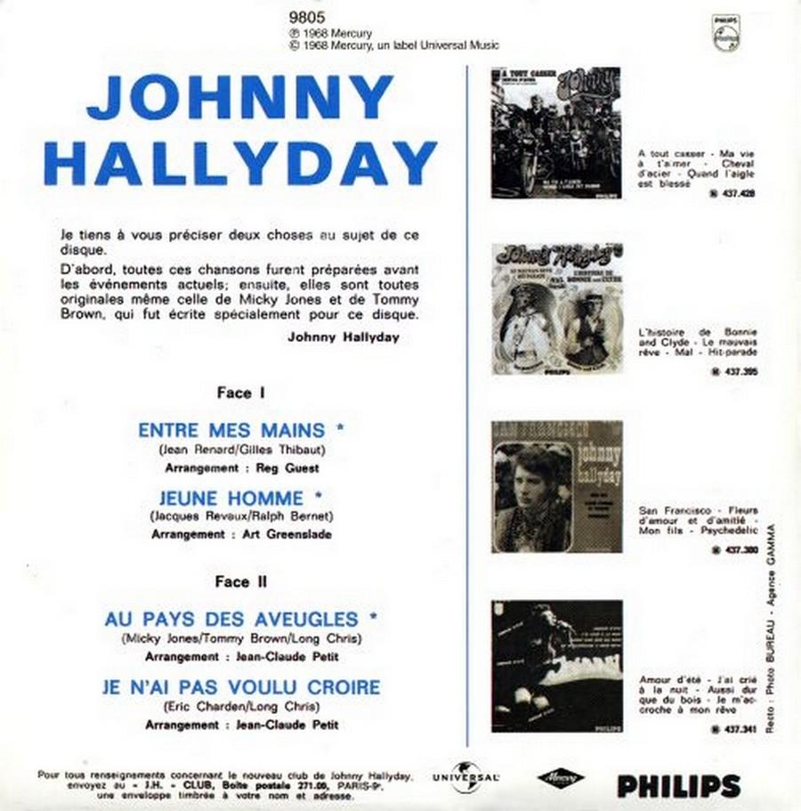 COFFRET 40 CD 1961-1969 ( REEDITION DES 40 EP )( 2001 ) 2001_175
