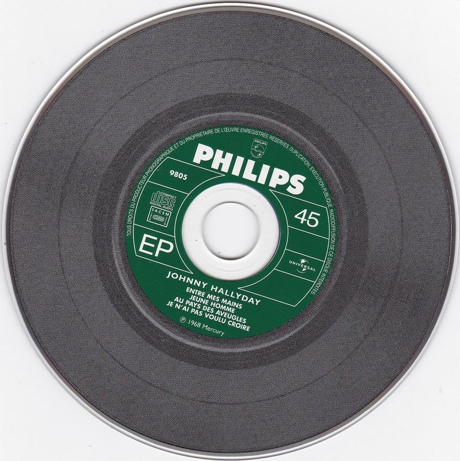 COFFRET 40 CD 1961-1969 ( REEDITION DES 40 EP )( 2001 ) 2001_177