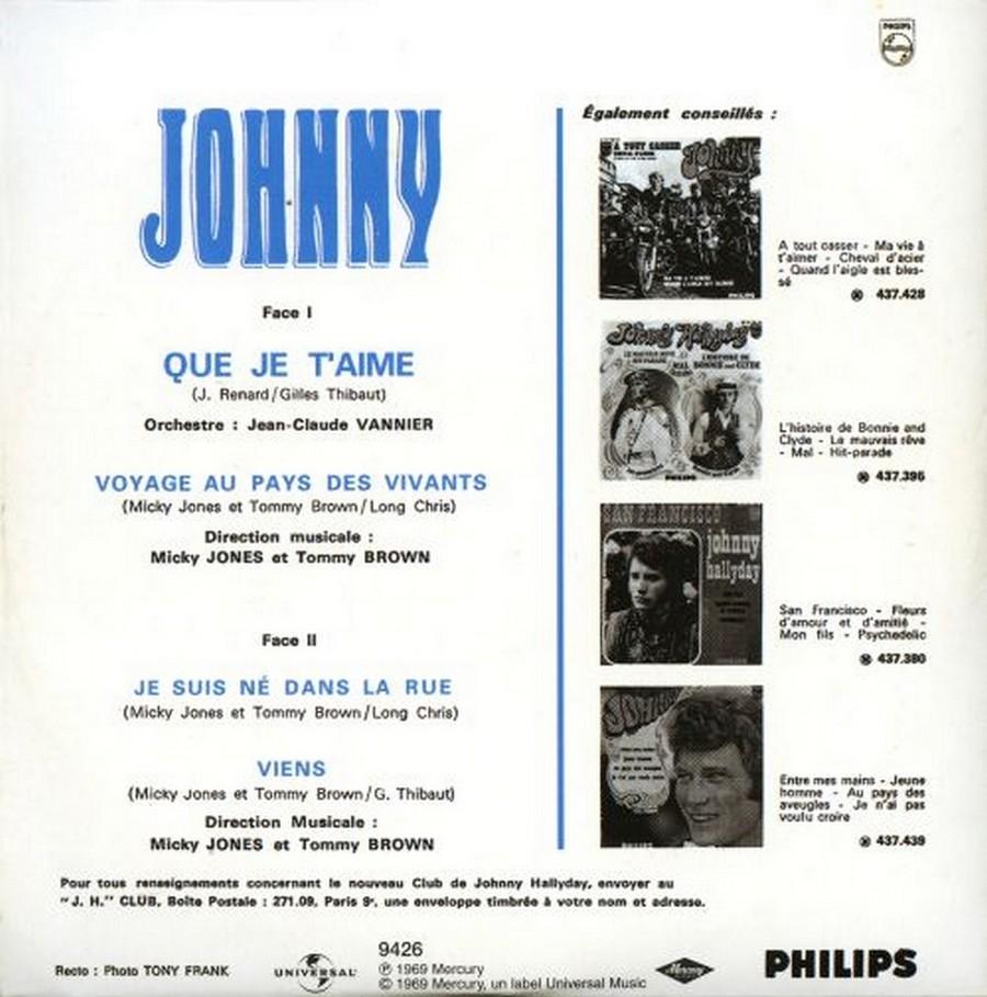 COFFRET 40 CD 1961-1969 ( REEDITION DES 40 EP )( 2001 ) 2001_179