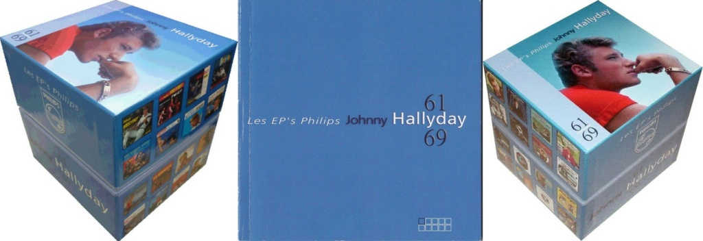 COFFRET 40 CD 1961-1969 ( REEDITION DES 40 EP )( 2001 ) 2001_l10