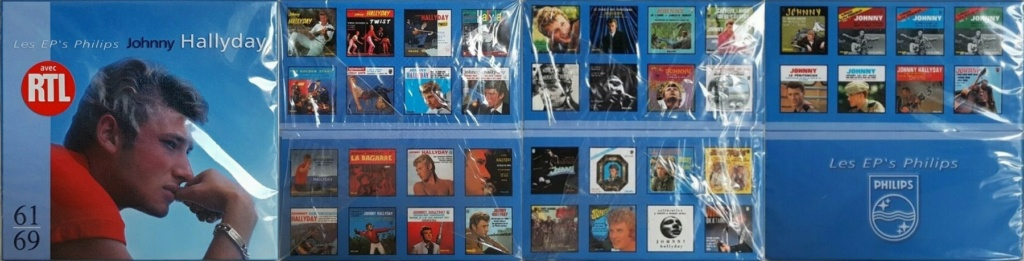 COFFRET 40 CD 1961-1969 ( REEDITION DES 40 EP )( 2001 ) 2001_l12
