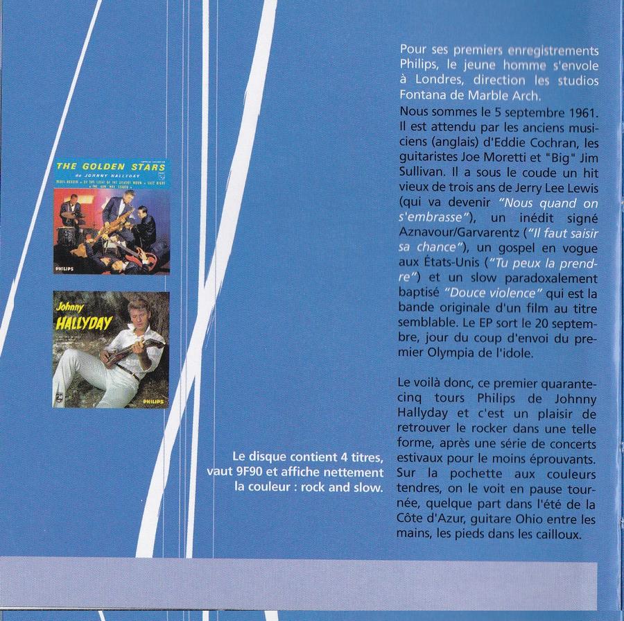 COFFRET 40 CD 1961-1969 ( REEDITION DES 40 EP )( 2001 ) 2001_l17