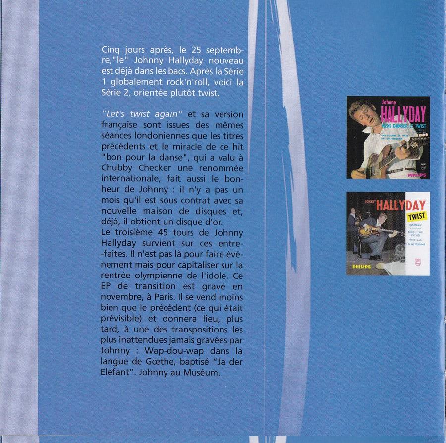 COFFRET 40 CD 1961-1969 ( REEDITION DES 40 EP )( 2001 ) 2001_l20