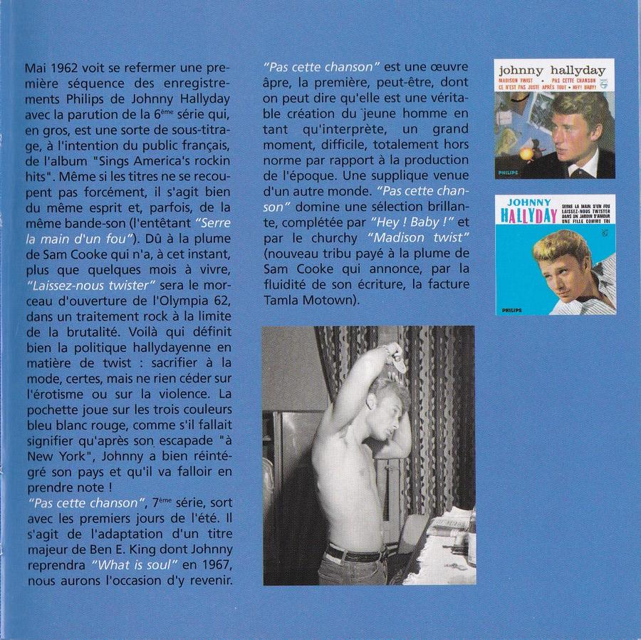 COFFRET 40 CD 1961-1969 ( REEDITION DES 40 EP )( 2001 ) 2001_l25