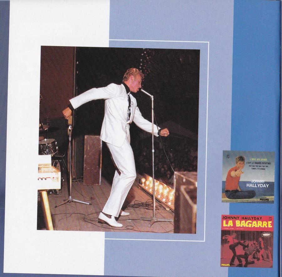 COFFRET 40 CD 1961-1969 ( REEDITION DES 40 EP )( 2001 ) 2001_l26