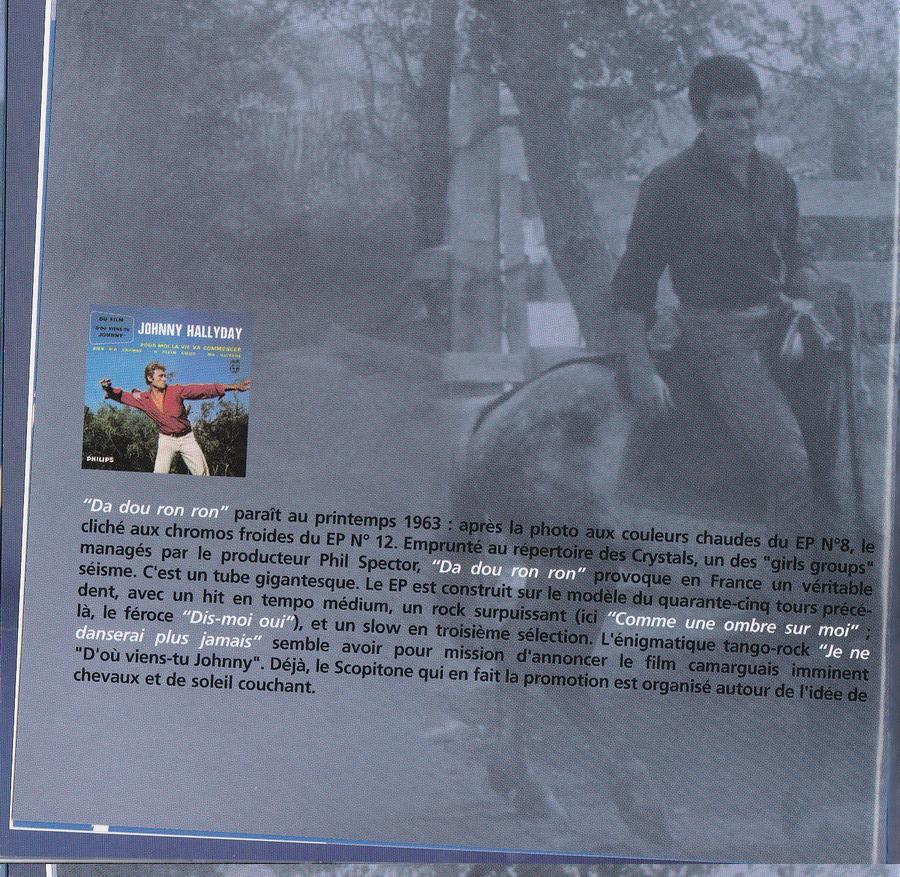 COFFRET 40 CD 1961-1969 ( REEDITION DES 40 EP )( 2001 ) 2001_l33