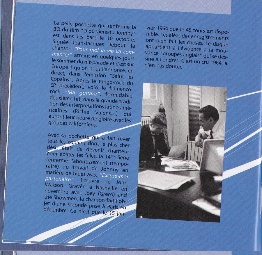 COFFRET 40 CD 1961-1969 ( REEDITION DES 40 EP )( 2001 ) 2001_l35