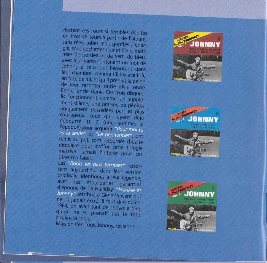 COFFRET 40 CD 1961-1969 ( REEDITION DES 40 EP )( 2001 ) 2001_l36