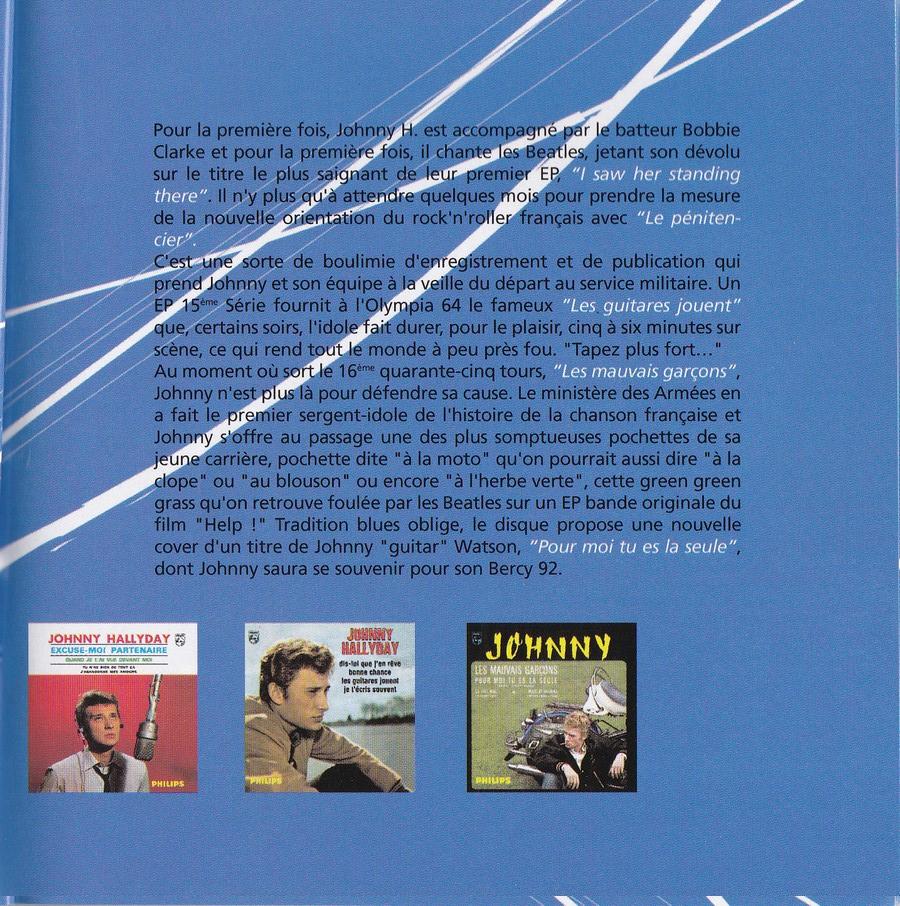 COFFRET 40 CD 1961-1969 ( REEDITION DES 40 EP )( 2001 ) 2001_l37