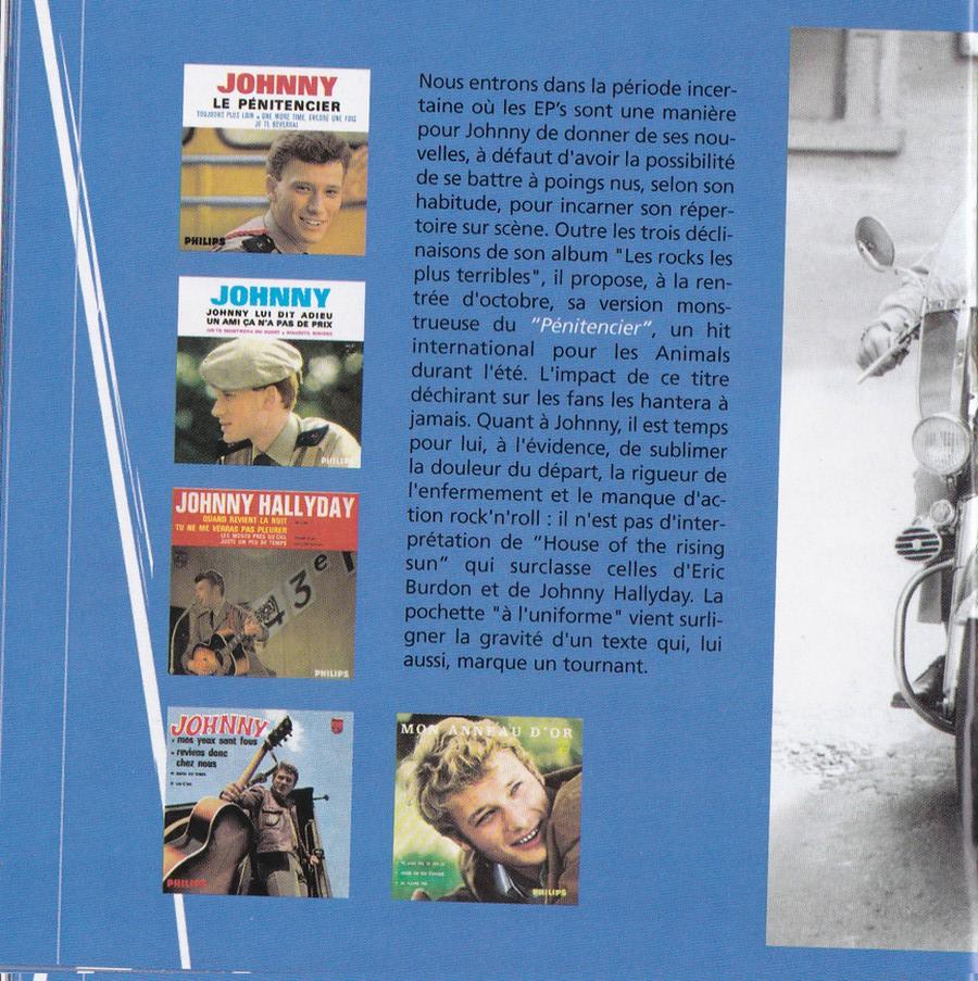 COFFRET 40 CD 1961-1969 ( REEDITION DES 40 EP )( 2001 ) 2001_l39