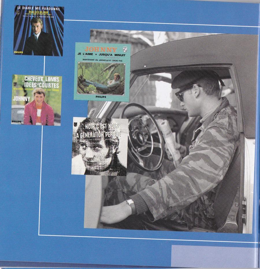 COFFRET 40 CD 1961-1969 ( REEDITION DES 40 EP )( 2001 ) 2001_l41