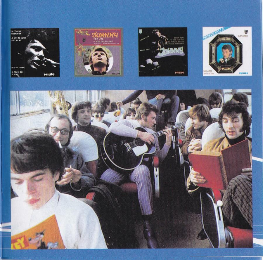 COFFRET 40 CD 1961-1969 ( REEDITION DES 40 EP )( 2001 ) 2001_l44