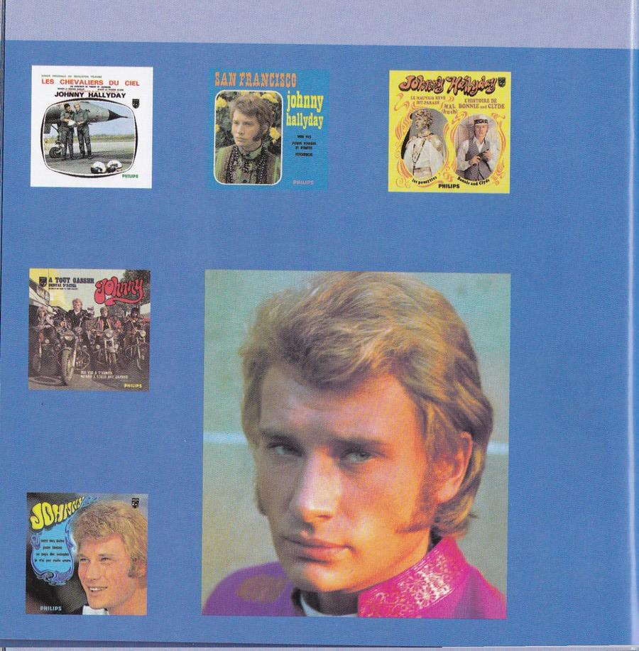 COFFRET 40 CD 1961-1969 ( REEDITION DES 40 EP )( 2001 ) 2001_l45