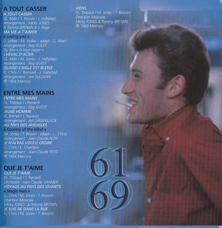 COFFRET 40 CD 1961-1969 ( REEDITION DES 40 EP )( 2001 ) 2001_l54