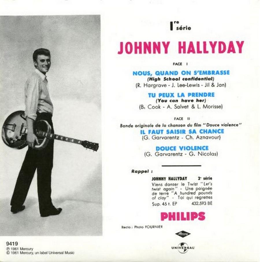 COFFRET 40 CD 1961-1969 ( REEDITION DES 40 EP )( 2001 ) 2001_l58