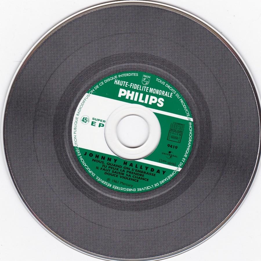 COFFRET 40 CD 1961-1969 ( REEDITION DES 40 EP )( 2001 ) 2001_l59