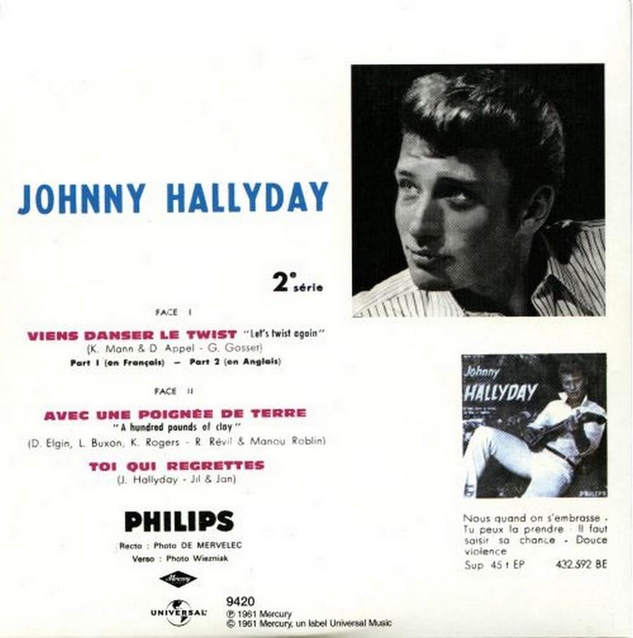 COFFRET 40 CD 1961-1969 ( REEDITION DES 40 EP )( 2001 ) 2001_l60