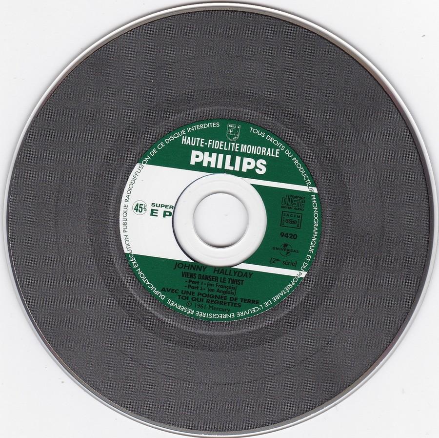COFFRET 40 CD 1961-1969 ( REEDITION DES 40 EP )( 2001 ) 2001_l62